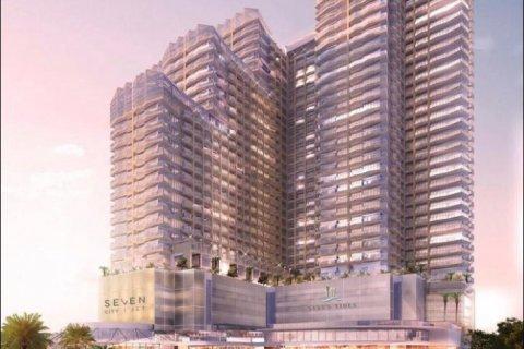 Продажа квартиры в Джумейра Лейк Тауэрс, Дубай, ОАЭ 2 спальни, 107м2, № 1534 - фото 1
