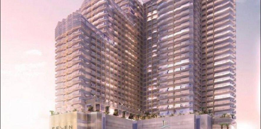 Квартира в Джумейра Лейк Тауэрс, Дубай, ОАЭ 2 спальни, 107м2, №1534