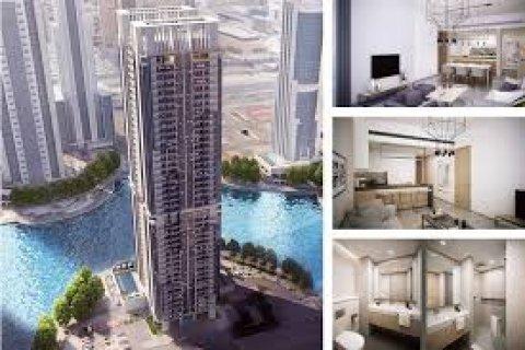 Продажа квартиры в Джумейра Лейк Тауэрс, Дубай, ОАЭ 2 спальни, 128м2, № 1379 - фото 1