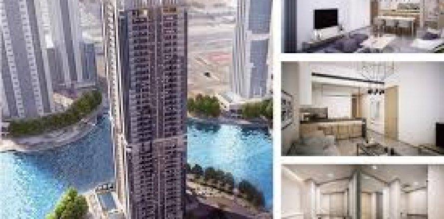 Квартира в Джумейра Лейк Тауэрс, Дубай, ОАЭ 2 спальни, 128м2, №1379