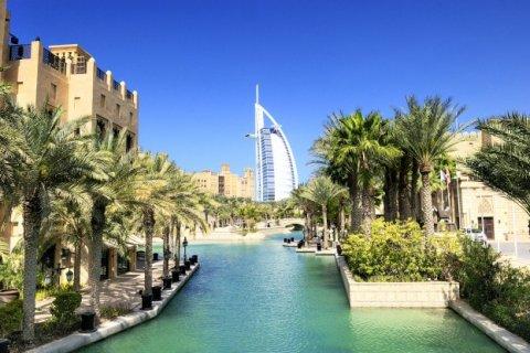 Строительство эксклюзивного жилого проекта Madinat Jumeirah Living в Дубае продвигается по плану