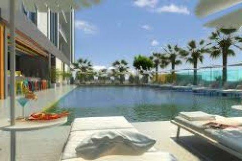 Продажа квартиры в Джумейра Лейк Тауэрс, Дубай, ОАЭ 1 спальня, 72м2, № 1376 - фото 4