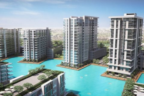 Продажа квартиры в Мохаммед Бин Рашид Сити, Дубай, ОАЭ 1 спальня, 74м2, № 1653 - фото 1