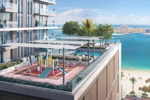 Продажа квартиры в Dubai Harbour, Дубай, ОАЭ 2 спальни, 111м2, № 1460 - фото 3