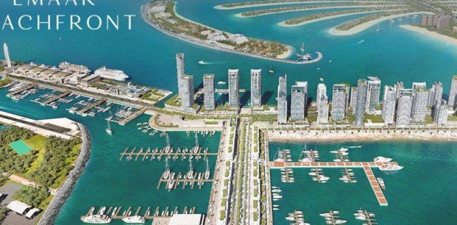 Квартира в Dubai Harbour, Дубай, ОАЭ 2 спальни, 120м2, №1660