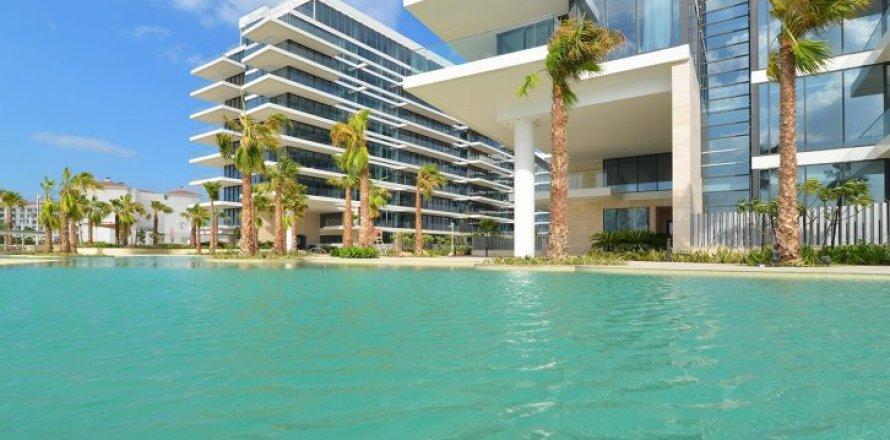 Квартира в Пальме Джумейре, Дубай, ОАЭ 2 спальни, 137м2, №1507