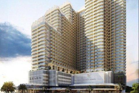 Продажа квартиры в Джумейра Лейк Тауэрс, Дубай, ОАЭ 35м2, № 1551 - фото 1