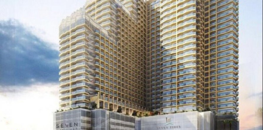 Квартира в Джумейра Лейк Тауэрс, Дубай, ОАЭ 35м2, №1551