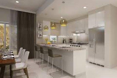 Продажа таунхауса в Дубай Хилс Эстейт, Дубай, ОАЭ 4 спальни, 222м2, № 1448 - фото 11