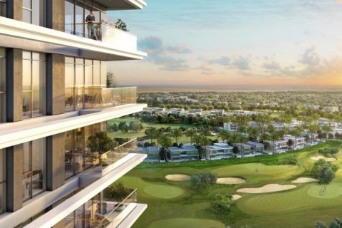 Продажа квартиры в Дубай Хилс Эстейт, Дубай, ОАЭ 2 спальни, 103м2, № 1600 - фото 1