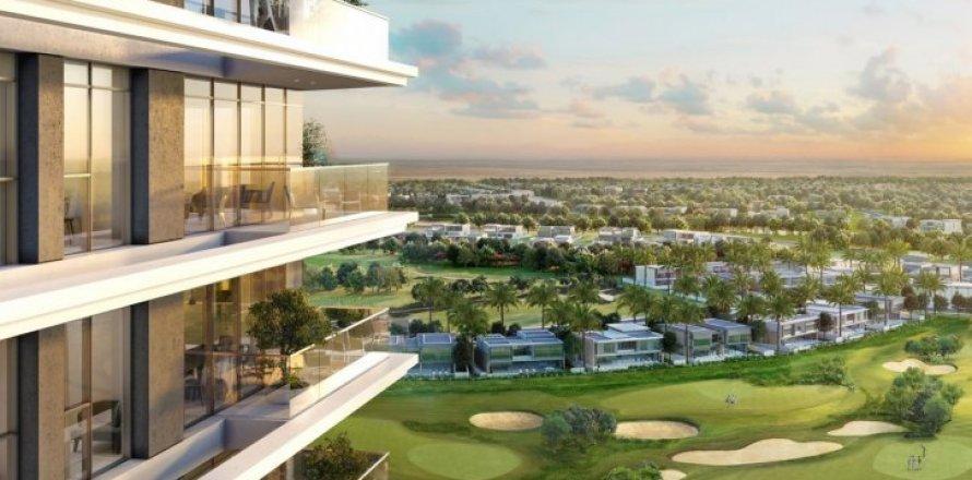 Квартира в Дубай Хилс Эстейт, Дубай, ОАЭ 2 спальни, 103м2, №1600