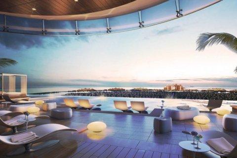 Продажа квартиры в Пальме Джумейре, Дубай, ОАЭ 1 спальня, 98м2, № 1446 - фото 12