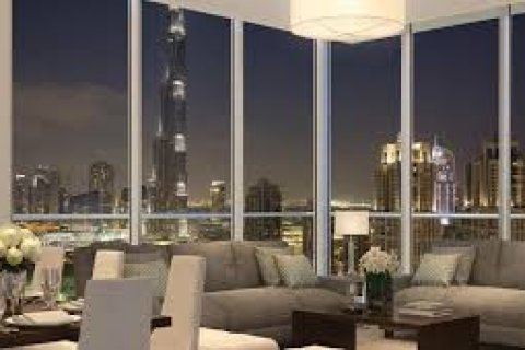 Продажа квартиры в Даунтауне Дубая, Дубай, ОАЭ 4 спальни, 593м2, № 1554 - фото 1