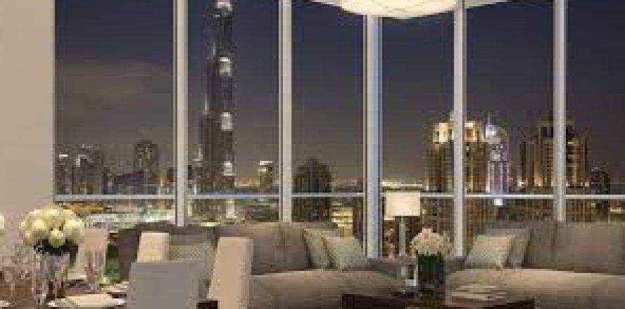 Квартира в Даунтауне Дубая, Дубай, ОАЭ 4 спальни, 593м2, №1554