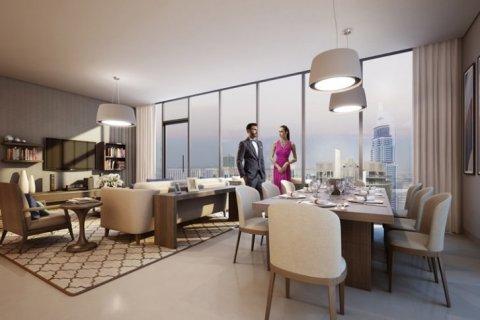 Продажа квартиры в Даунтауне Дубая, Дубай, ОАЭ 3 спальни, 215м2, № 1552 - фото 3