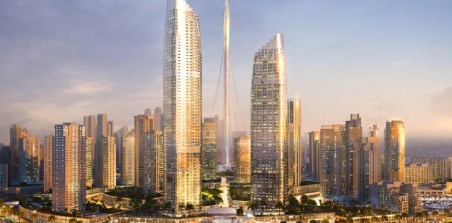Квартира в Dubai Creek Harbour (The Lagoons), Дубай, ОАЭ 2 спальни, 112м2, №1598