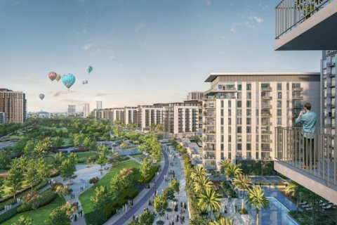 Продажа квартиры в Дубай Хилс Эстейт, Дубай, ОАЭ 1 спальня, 60м2, № 1427 - фото 2