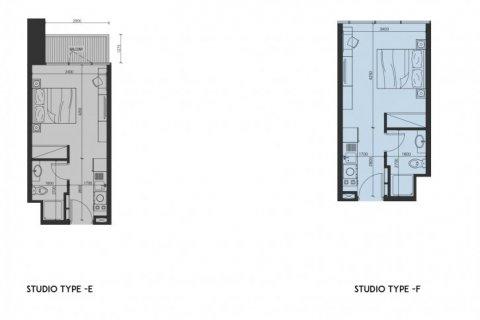 Продажа квартиры в Джабаль-Али, Дубай, ОАЭ 1 спальня, 29м2, № 1377 - фото 11