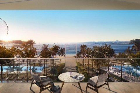 Продажа квартиры в Джумейра Бич Резиденс, Дубай, ОАЭ 4 спальни, 300м2, № 1388 - фото 5