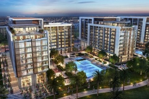 Продажа квартиры в Дубай Хилс Эстейт, Дубай, ОАЭ 2 спальни, 93м2, № 1582 - фото 11