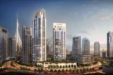 Продажа квартиры в Dubai Creek Harbour (The Lagoons), Дубай, ОАЭ 1 спальня, 76м2, № 1445 - фото 1