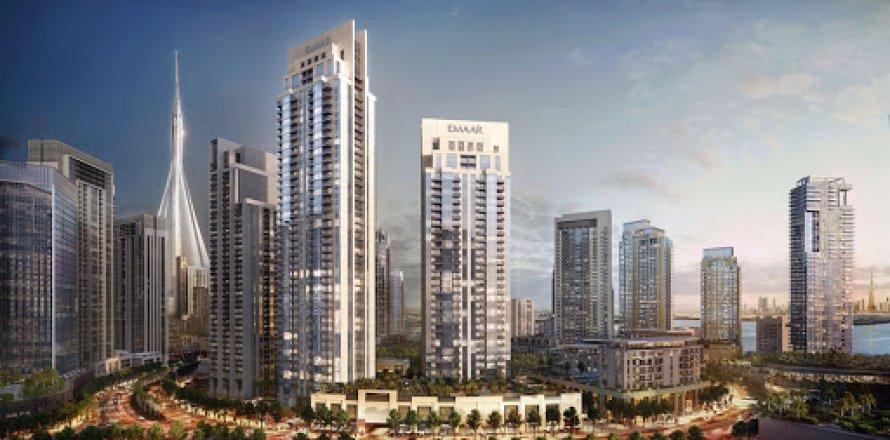 Квартира в Dubai Creek Harbour (The Lagoons), Дубай, ОАЭ 1 спальня, 76м2, №1445