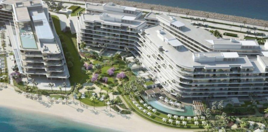 Квартира в Пальме Джумейре, Дубай, ОАЭ 3 спальни, 685м2, №1510