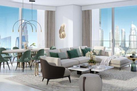 Продажа квартиры в Даунтауне Дубая, Дубай, ОАЭ 3 спальни, 173м2, № 1424 - фото 3