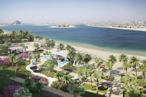 Продажа квартиры в Пальме Джумейре, Дубай, ОАЭ 3 спальни, 685м2, № 1510 - фото 4