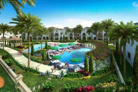 Продажа таунхауса в Джумейра Гольф Эстейтс, Дубай, ОАЭ 4 спальни, 358м2, № 1614 - фото 2