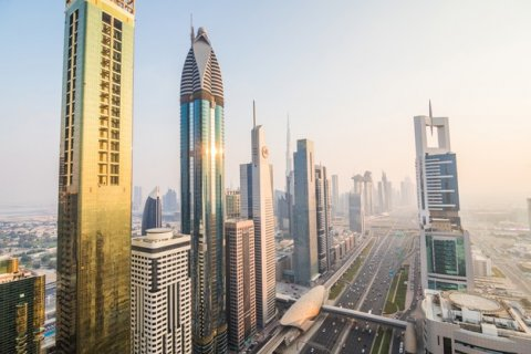 Новый жилой комплекс компании Azizi во фризоне JAFZA в Дубае