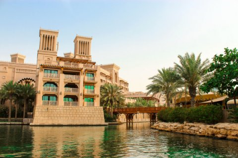 """2000 вилл и особняков на берегу моря на архипелаге """"мир"""" в Дубае готовы к передаче"""