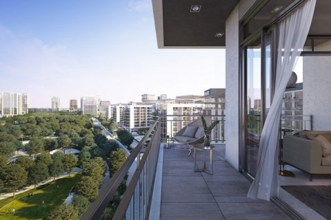 Продажа квартиры в Дубай Хилс Эстейт, Дубай, ОАЭ 147м2, № 1531 - фото 3