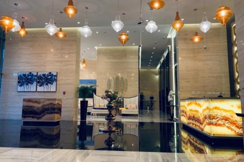 Продажа квартиры в Джумейра Вилладж Серкл, Дубай, ОАЭ 3 спальни, 150м2, № 1397 - фото 14