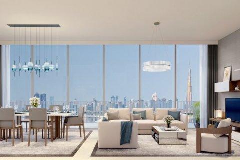 Продажа квартиры в Dubai Creek Harbour (The Lagoons), Дубай, ОАЭ 3 спальни, 153м2, № 1416 - фото 1