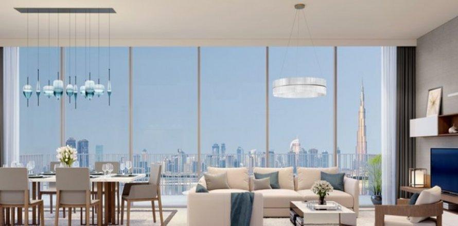 Квартира в Dubai Creek Harbour (The Lagoons), Дубай, ОАЭ 3 спальни, 153м2, №1416