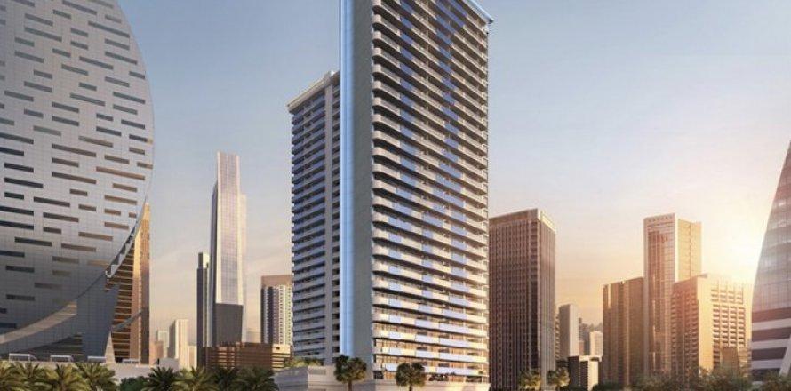 Квартира в Бизнес-Бэе, Дубай, ОАЭ 2 спальни, 82м2, №1637