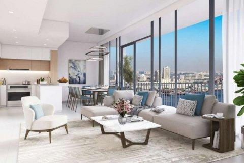 Продажа квартиры в Dubai Creek Harbour (The Lagoons), Дубай, ОАЭ 2 спальни, 123м2, № 1549 - фото 1
