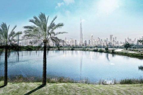 Продажа таунхауса в Дубай Хилс Эстейт, Дубай, ОАЭ 3 спальни, 210м2, № 1512 - фото 1