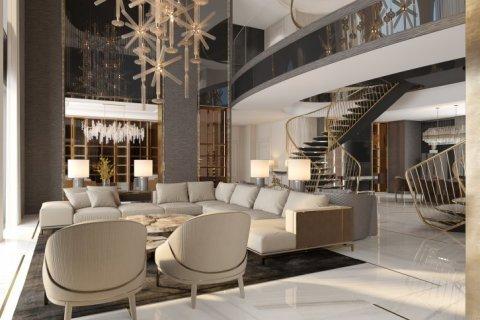 Продажа пентхауса в Пальме Джумейре, Дубай, ОАЭ 5 спален, 1344м2, № 1364 - фото 3