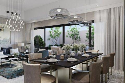 Продажа таунхауса в Мохаммед Бин Рашид Сити, Дубай, ОАЭ 3 спальни, 189м2, № 1542 - фото 9