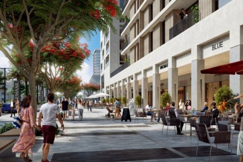 Продажа квартиры в Дубай Хилс Эстейт, Дубай, ОАЭ 2 спальни, 93м2, № 1582 - фото 10