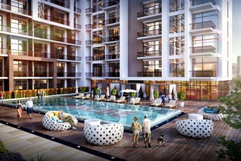 Продажа квартиры в Arjan, Дубай, ОАЭ 1 спальня, 79м2, № 1595 - фото 2