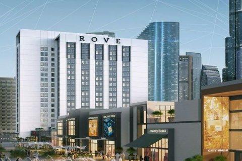 Продажа апартаментов в отеле в Дубае, ОАЭ 25м2, № 1572 - фото 2