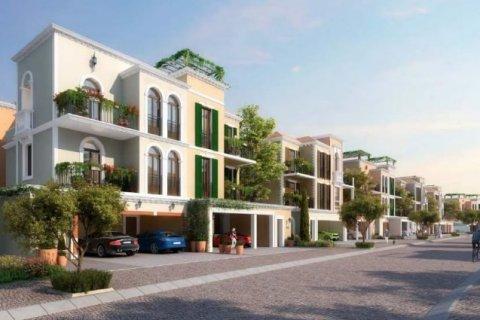 Продажа таунхауса в Джумейре, Дубай, ОАЭ 4 спальни, 444м2, № 1425 - фото 2