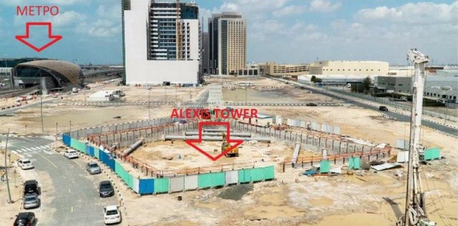 Квартира в Джабаль-Али, Дубай, ОАЭ 1 спальня, 29м2, №1377