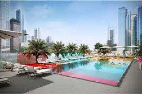 Продажа квартиры в Джумейра Лейк Тауэрс, Дубай, ОАЭ 1 спальня, 72м2, № 1376 - фото 3