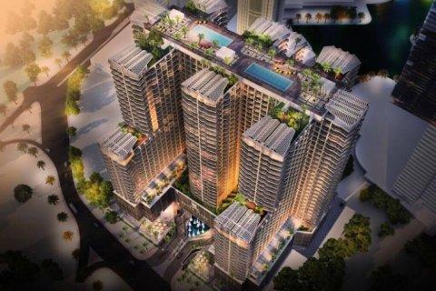 Продажа квартиры в Джумейра Лейк Тауэрс, Дубай, ОАЭ 2 спальни, 107м2, № 1534 - фото 3