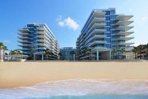 Продажа квартиры в Пальме Джумейре, Дубай, ОАЭ 1 спальня, 99м2, № 1518 - фото 1