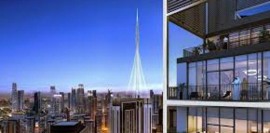 Квартира в Dubai Creek Harbour (The Lagoons), Дубай, ОАЭ 2 спальни, 99м2, №1606